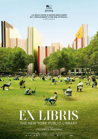 「Ex Libris: The New York Public Library」を観ました。 - Малый МИР〔マールイ・ミール〕