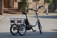 PAS WAGON CUSTOM ♪ - 坂の町 横浜 鶴見の電動アシスト自転車専門店 Clean Water Factory