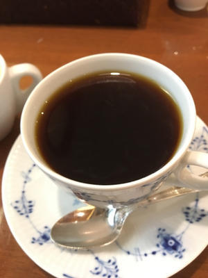 笹塚駅前の椿屋カフェにてランチ。 - 桃的美しき日々(在、中国無錫)