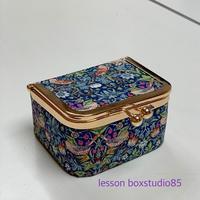 がま口の箱レッスンつづく - 布箱日記 by  boxstudio85