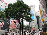 7月17日㈬の109前交差点 - でじたる渋谷NEWS