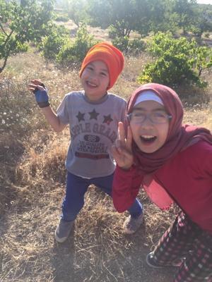 サンセット - トルコ子育て生活