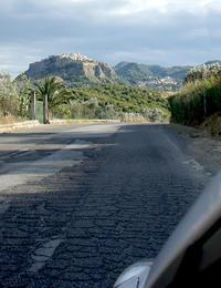 サンタ・セヴェリーナ1. またもや絶景の町 現る - 風の記憶 Villa Il-Vento 2