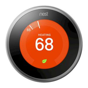 早速購入!Nest Thermostat、と我が家の給湯問題 - Where I belong