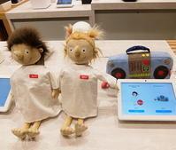 "b8taで発見(2)人体模型のお人形さん、""Erwin & Rosi The Little Patients"" - ニューヨークの遊び方"
