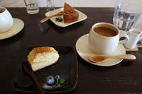 CAFE&BAKE momomoさんで夕焼けスコーン - *のんびりLife*