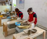 本日の陶芸教室 Vol.904 - 陶工房スタジオ ル・ポット