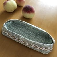 GARNET HILLのベットリネンで裂き織り - 手染めと糸のワークショップ