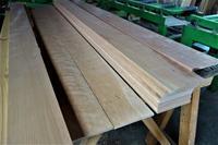 ブラックチェリー挽き板 - SOLiD「無垢材セレクトカタログ」/ 材木店・製材所 新発田屋(シバタヤ)
