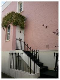 8年ぶりのロンドン<Kensingtonのかわいい家>◆by アン@トルコ - BAYSWATER
