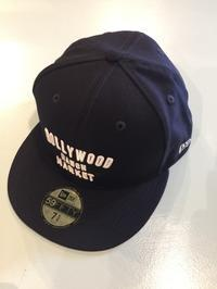 HOLLYWOOD RANCH MARKET / NEW ERA HRM HR MARKET BASEBALL CAP - Safari ブログ