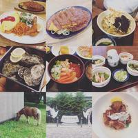 北海道 道東の旅③ 食べたもの&まとめ - 小さな幸せ*
