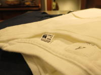 """""""ANATOMICA POCKET TEE MADE IN U.S.A.""""ってこんなこと。 - THE THREE ROBBERS ってこんなこと。"""