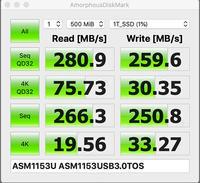 2019/07/19iMac27_2017のSSDのスピードはどうだ?:その2 - shindoのブログ