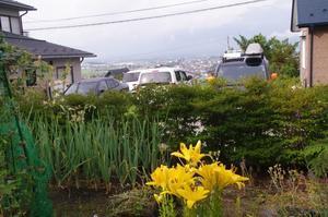 池田町の天気:最高気温 226℃ -