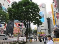 7月18日㈭の109前交差点 - でじたる渋谷NEWS