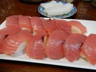 お寿司、作りました - 三宅島風景