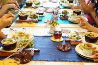 7/17私も使ってますFoodie♥︎写真で盛り上がるレッスン -  川崎市のお料理教室 *おいしい table*        家庭で簡単おもてなし♪