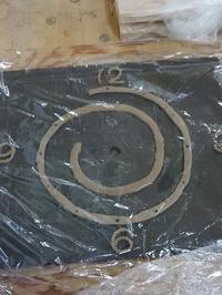 ■陶板時計のオーダー■ - ちょこっと陶芸