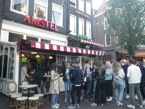 アムステルダムぶらぶら街歩き -