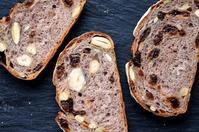 さくらんぼのカンパーニュ - 森の中でパンを楽しむ
