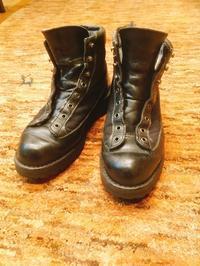 ダナーソールかかと部分補修 - Shoe Care & Shoe Order 「FANS.浅草本店」M.Mowbray Shop