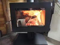 オーダーメイド薪ストーブの燃焼実験。 - 手作り薪ストーブ kintoku直火工房。
