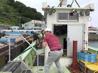 【民宿栄丸さん】夏の北海道探鳥と登山、丘巡り②天売島での漁船クルーズ - ひとり野鳥の会
