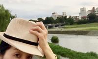 出町柳の雨上がり - 赤煉瓦洋館の雅茶子