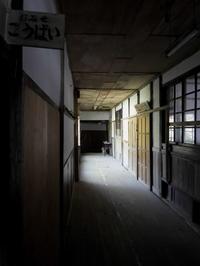 長野そぞろ歩き・廃校巡り:旧御山里小学校(その2) - 日本庭園的生活
