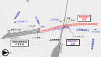 外環の2(上石神井駅周辺)・外環(仮称)青梅街道IC進捗状況2019.7 - 俺の居場所2
