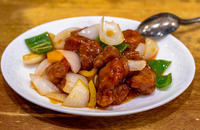 酢豚 - ホンテ島 日記