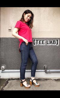 カリフォルニア発カットソーブランド「tee lab」カットソー入荷です。 - UNIQUE SECOND BLOG
