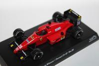 1/64 Kyosho SUZUKA LEGEND 3 1987 Ferrari F1 F1-87 - 1/87 SCHUCO & 1/64 KYOSHO ミニカーコレクション byまさーる