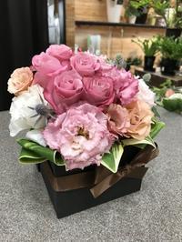 今年も皆で食事会 - 小さな花アトリエ