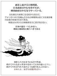 ますます悪化する日韓関係、大歓迎東京カラス - 東京カラスの国会白昼夢