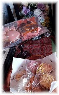 母の命日・生姜のべっ甲に・セレブ工場 - おばあちゃんのdiary ②