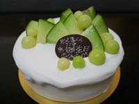夏のお誕生日ケーキ - 糖箱屋