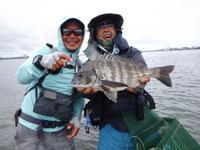 続チームサバロの浜名湖サイトフィッシングツアーです! - Fly Fishing Total Support.TEAL