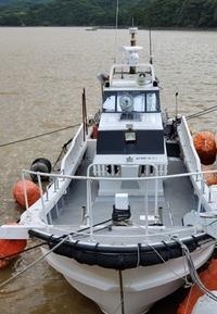 台風5号 - 五島列島 遊漁船 MANA 釣果情報 ヒラマサ