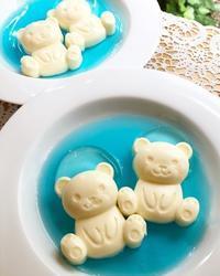 シロクマレアチーズケーキ - 調布の小さな手作りお菓子教室 アトリエタルトタタン