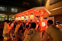 祇園祭綾傘鉾棒振り囃子 - ちょっとそこまで
