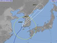 令和元年台風5号 - 無線日和