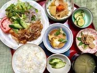 ガリバタチキン★(^^♪・・・・・700円ランチ - 日だまりカフェ