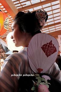 祇園祭宵山 - 今が一番