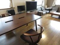 コミュニケーションテーブル 納品実例石川県金沢市E様 - CLIA クリア家具合同会社
