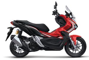 ADV150 - バイクの横輪