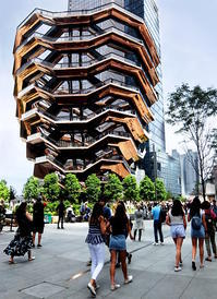 NYの新名所、ヴェッセルにはこんな楽しみ方もあるのです - ニューヨークの遊び方