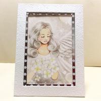 サラサフレームAのおさらい - アトリエ絵くぼの創作日誌