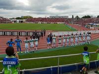 札幌vs湘南@札幌厚別公園競技場(参戦) - 湘南☆浪漫